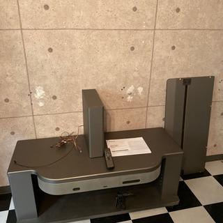 【引き取り限定】DENON ホームシアターシステム DHT-FS...
