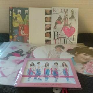 KARA CD DVD グッズ