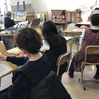 ワクワク絵画教室 − 埼玉県