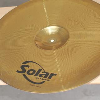 カナダ製セイビアン Solar by Sabian ライドRid...
