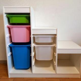 【値下げしました!】IKEA トロファスト