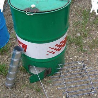 ドラム缶カッター