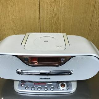 ❪値下げ3中古品❫ MD/CDシステム