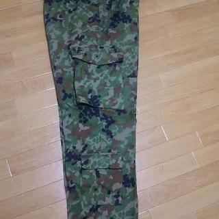 迷彩パンツ ボトムのみ 自衛隊正式採用迷彩