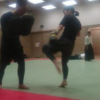 (初心者歓迎) キックボクシング KBフィットネス 練馬区石神井