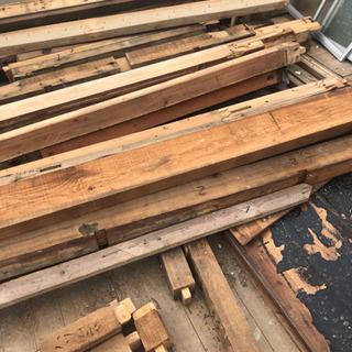 木材、廃材、薪等に