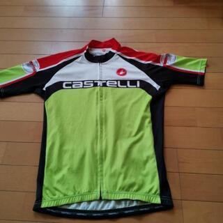 ロードバイク用シャツ
