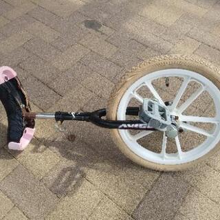 AVIGO 一輪車 16インチ 中古