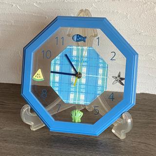 お魚の時計