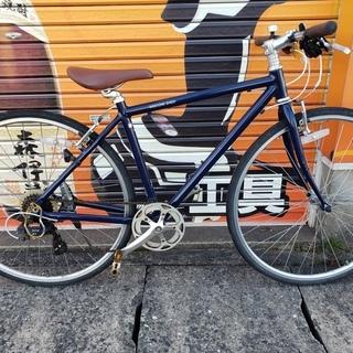 アサヒサイクル WEEKEND BIKES クロスバイク