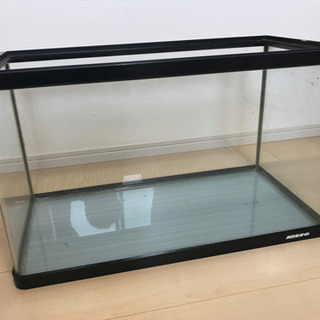 ニッソー 60cm 水槽 曲げガラス