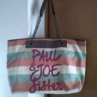 PAUL & JOE sisterトートバッグ