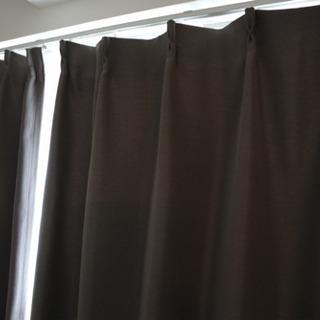 お話し中【美品】ニトリ レースカーテンと遮光カーテンのセット