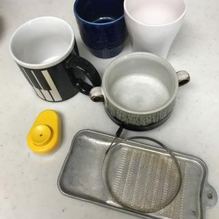 食器、調理機器