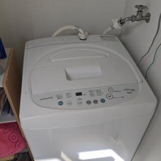 洗濯機 DW-46BW
