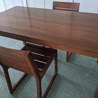 ダイニングテーブル 椅子付き