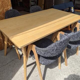 売約済み ダイニングセット ダイニングテーブル 食卓 テーブル ...