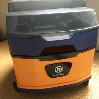 中古 任天堂 ゲームキューブの専用収納箱