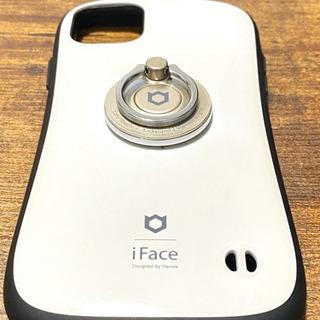 iPhone11promaxケース&リング(iFace)