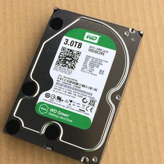 3テラバイトHDD(ウエスタンデジタル)