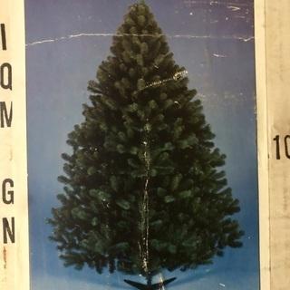 大型クリスマスツリー(高さ140センチくらい)装飾(電飾、オーナ...