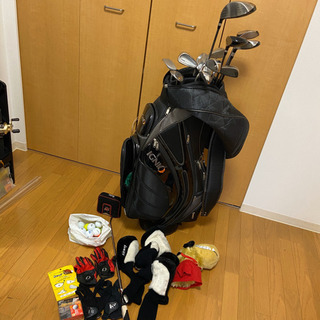 イグニオ ゴルフクラブ ゴルフバッグ