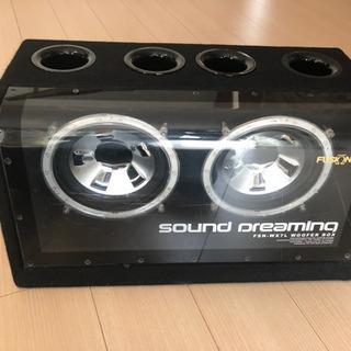 sound dreaming FSN-WX7L WOOFER BOX