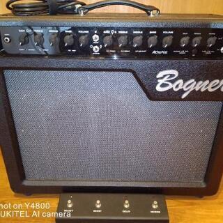 Bogner Boxアンプ スタジオからライブまで可