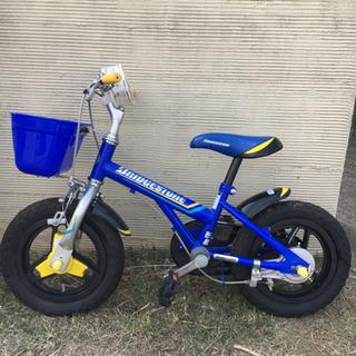 ブリヂストン 幼児用自転車12インチ