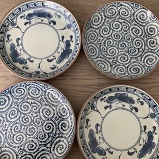 皿 4枚セット