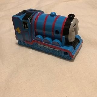 《終了》【おまけ ゴードン付き】トーマス 乗り物 手押し車 - おもちゃ