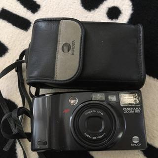 MINOLTA カメラ