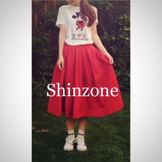 ☆The Shinzone☆シンゾーン  ミモレ丈スカート