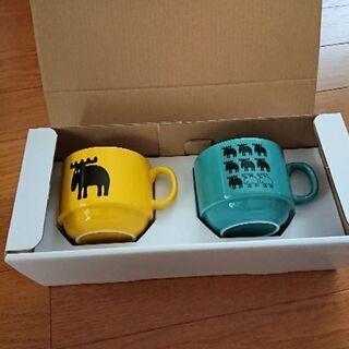 新品mozマグカップセット