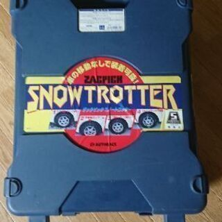 タイヤチェーン 非金属 SNOWTROTTER TX-20