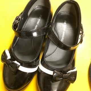 女児 フォーマル靴 21.5〜22㎝