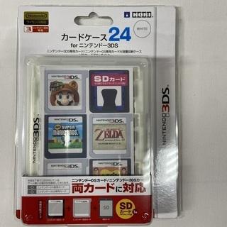 【新品未使用】任天堂公式ライセンス商品 カードケース24 for...