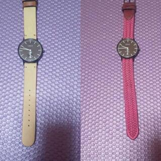 美品腕時計 カスタマイズ可 ユニセックス