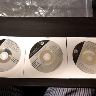 hp Compaq ProBook リカバリディスク Windo...