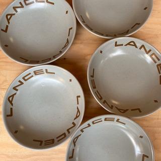 ランセル LANCEL   パスタ カレー皿 5枚セット