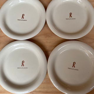 Roberta de camerino ロベルタ 小皿 4枚セット