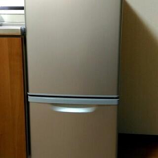 一人暮らし用冷蔵庫(138L・説明書付き)