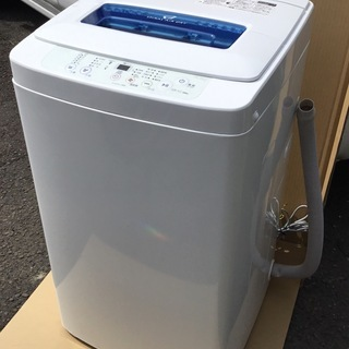 <超美品>ハイアール・全自動洗濯機・JW-K42K・4.2kg