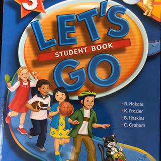 Let's go Student book OXFORD出版 子...