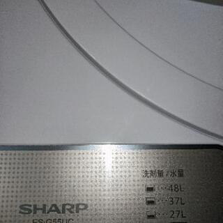 SHARP 2019年製5kg洗濯機 ES-GE5C