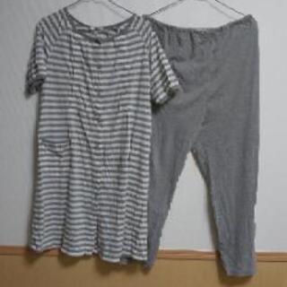 妊婦用&授乳用の部屋着、パジャマ