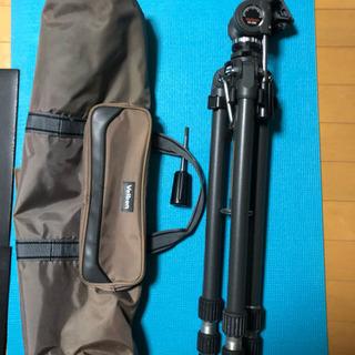 【値下】【激安】Velbon Mark6 カメラ三脚