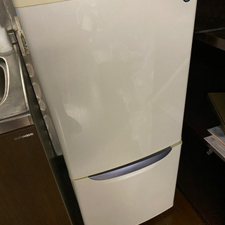 National 135L ノンフロン冷蔵庫