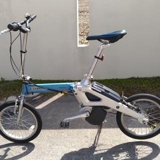 ★希少★ 電動折り畳み自転車 ホンダステップコンポ