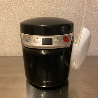 【KOIZUMI】コイズミ 1.5合炊き炊飯器